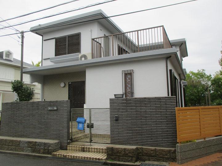 堺市 M様邸 外壁塗装・屋根塗装
