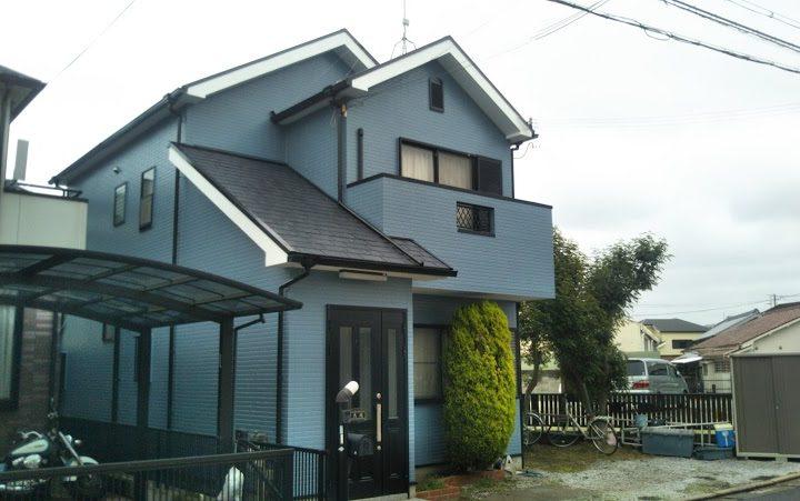堺市 O様邸 外壁塗装・屋根塗装