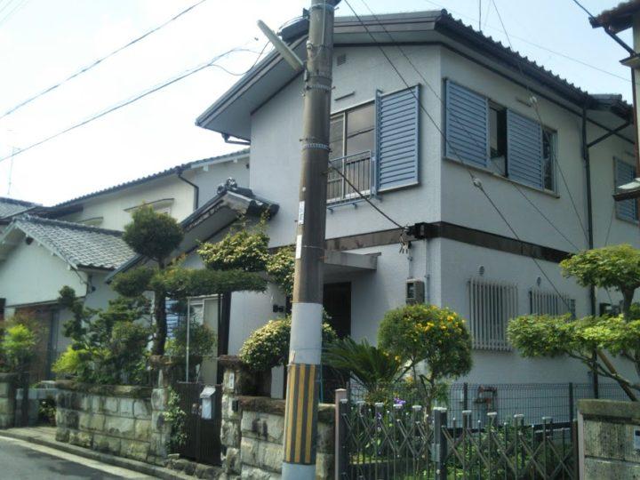 堺市 I様邸 外壁塗装・屋根塗装