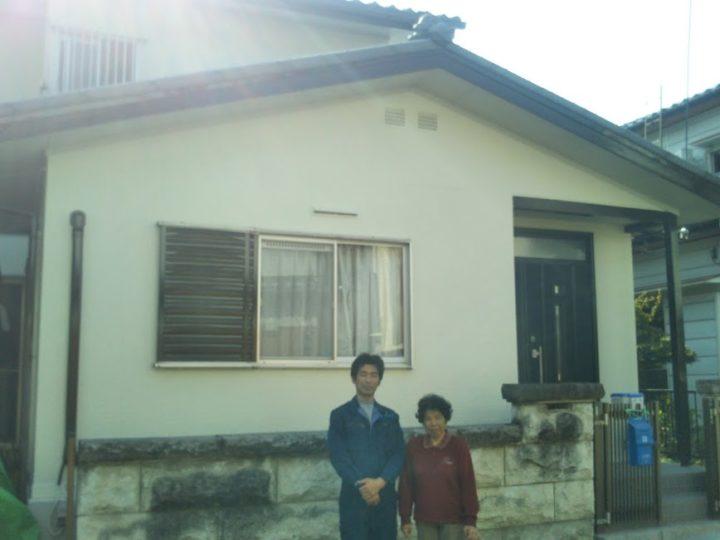 堺市 S様邸 外壁塗装