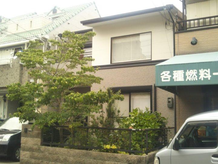 堺市 T様邸 外壁塗装