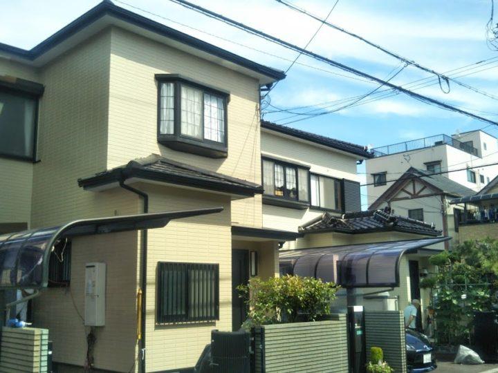 堺市 K様邸 外壁塗装・屋根塗装