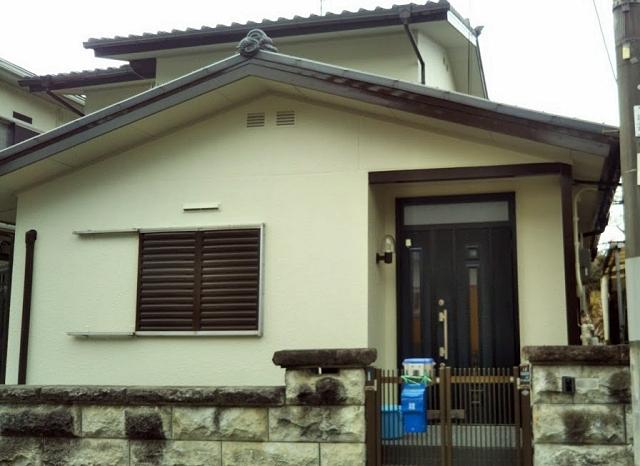 長持ちする無機塗料で外壁と付帯部塗装 堺市 S様邸
