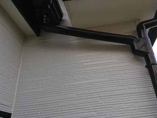 外壁の雨漏り現況部