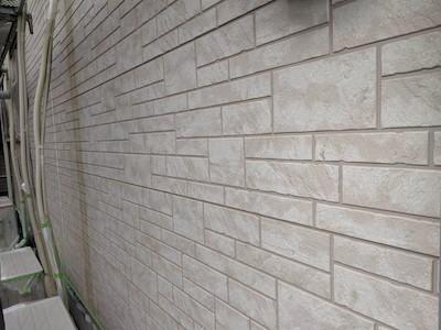外壁塗装(サイディング面)施工前