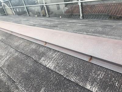 カラーベスト屋根 塗装前