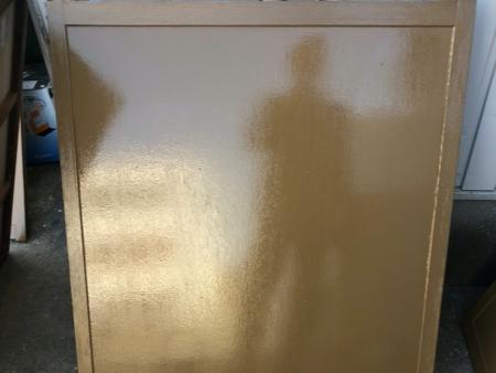 木製雨戸 修理・塗装