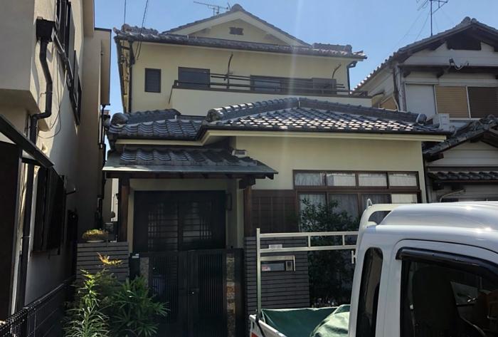 ベランダ防水も外壁塗装と同時に工事して安心リフォーム 堺市T様邸