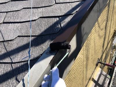 屋根板金 防錆処理