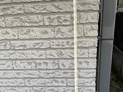 外壁目地シーリング 完了