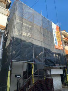 堺市東区 外壁塗装 瓦補修 屋根葺き替え