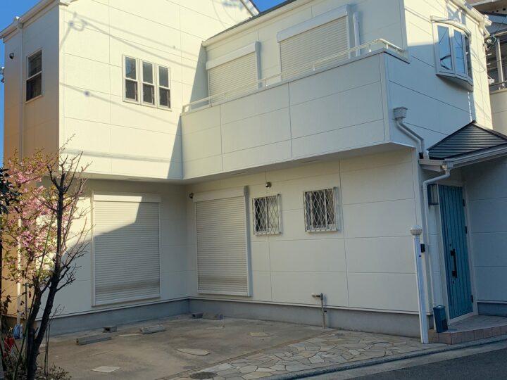 外壁塗装 堺市 堺区