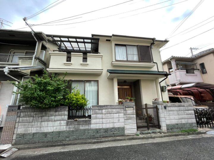 昭和のお家をオシャレにリフォーム | 堺市の外壁塗装専門店 千成工務店