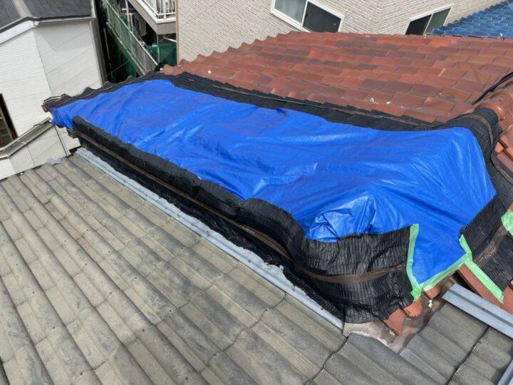 雨漏り発生!第一の対処法 | 堺市の外壁塗装専門店 千成工務店